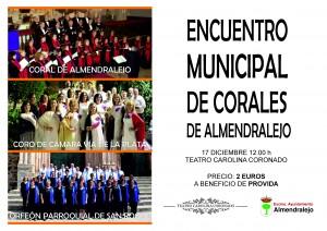 ENCUENTRO MUNICIPAL DE CORALES
