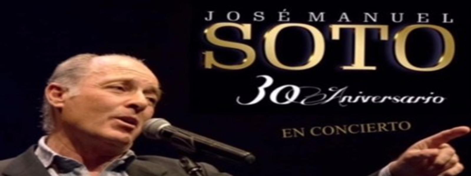 CONCIERTO JOSÉ MANUEL SOTO