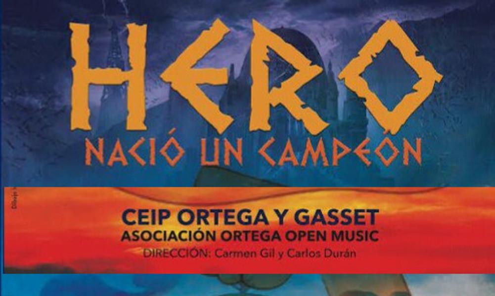 """""""HERO"""" NACIÓ UN CAMPEÓN"""
