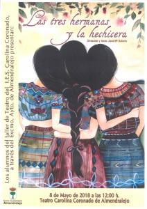 Las tres hermanas Muestra infantil de teatro