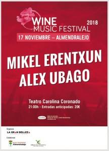 MIKEL ERENTXUN Y ALEX UBAGO