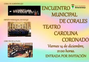 CARTEL CORALES