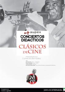 CONCIERTO DIDÁCTICO: CLÁSICOS DE CINE