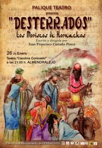 """Desterrados """"Los Moriscos de Hornachos"""""""