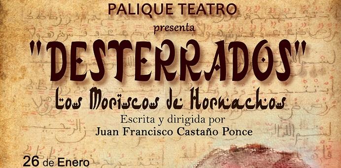 """""""DESTERRADOS """"Los Moriscos de Hornachos"""""""