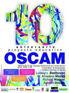 CONCIERTO 10º ANIVERSARIO «OSCAM»