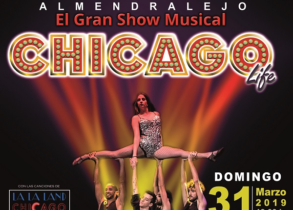CHICAGO EL GRAN SHOW MUSICAL