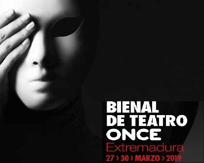 XVII BIENAL DE TEATRO ONCE EXTREMADURA