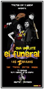 EL FUNERAL. OUA UMPLUTE