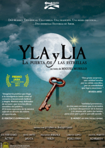YLA Y LÍA. LA PUERTA DE LAS ESTRELLAS
