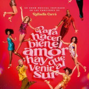 Para hacer bien el amor hay que venir al sur Teatro Carolina Coronado