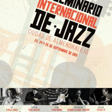 """Clausura – VI Seminario Internacional de Jazz """"Ciudad de Almendralejo"""""""