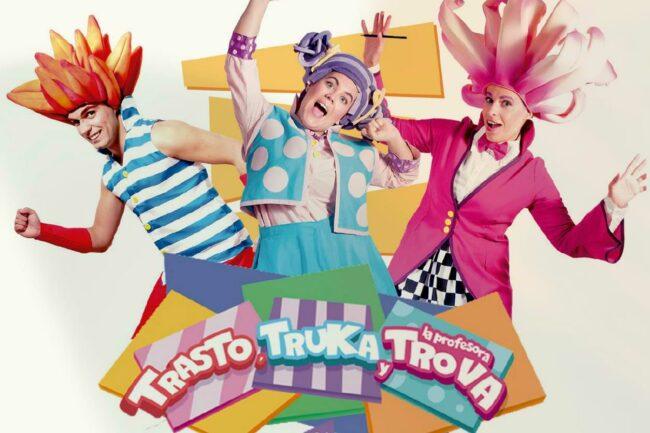 Trasto, Truka y Trova Teatro Carolina Coronado